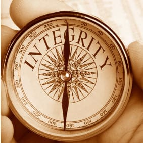 Let Integrity Be Your Compass