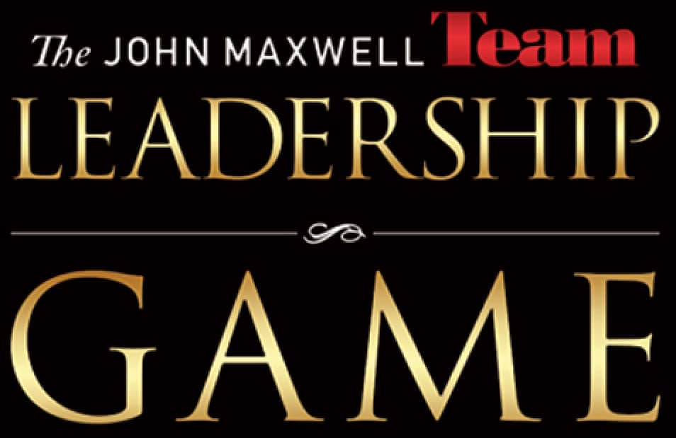 The John Maxwell Team Leadership Game