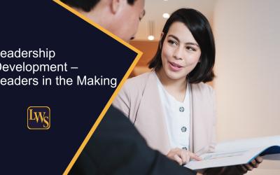 Leadership Development – Leaders in the Making