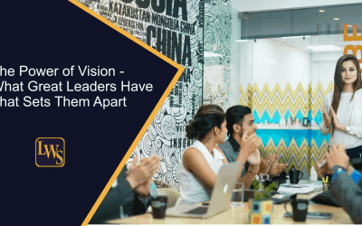 The Power of Vision – What Great Leaders Have That Sets Them Apart