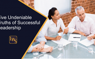 Five Undeniable Truths of Successful Leadership